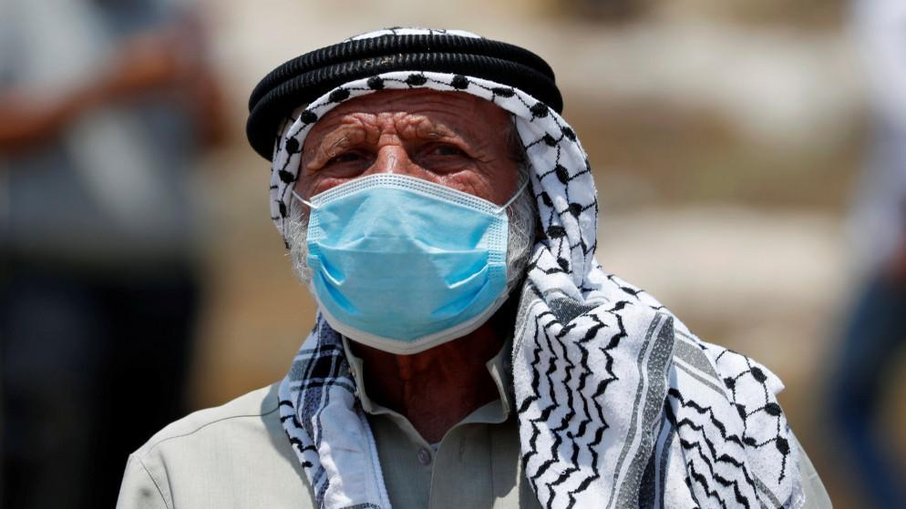 ارتفاع وفيات كورونا في فلسطين إلى 98