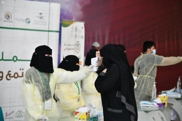 السعودية: 25 وفاة و348 إصابة جديدة بكورونا