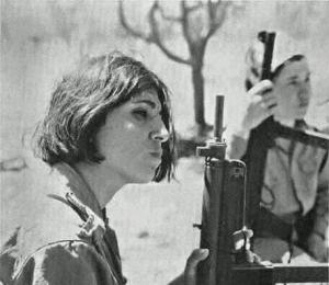 المناضلة الأردنية مطلقة الرصاصة على نتنياهو تيريز هلسه في ذمة الله
