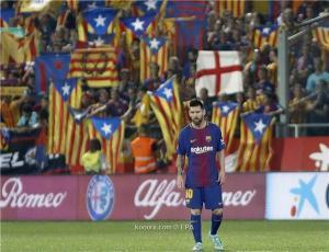 بالفيديو-هل يتحول ميسي إلى خائن جديد في برشلونة؟