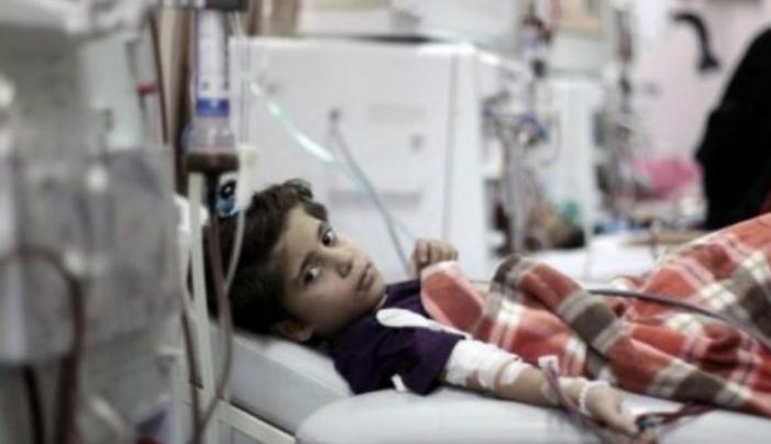 فقدان أكثر من نصف الأدوية والمستهلكات الطبية في مستشفيات غزة