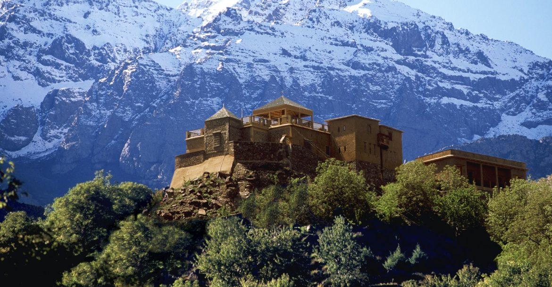 بالصور ..  تعرف على اجمل الاماكن السياحية في المغرب
