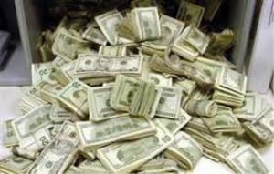 رجل أعمال يكسب 2.3 مليارات دولار في يوم واحد