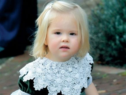 طفلة بعمر 3 أعوام تصبح ولية عهد هولندا