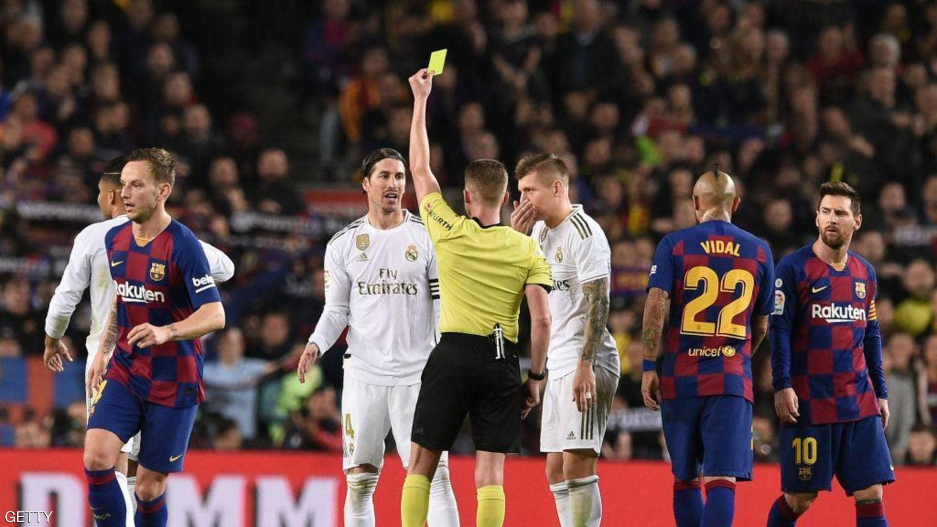 حكم إسباني سابق: 90% من حكام الليغا يشجعون ريال مدريد