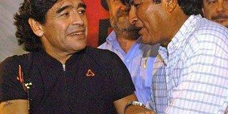 مارادونا يدعم موراليس ويدين الانقلاب ببوليفيا