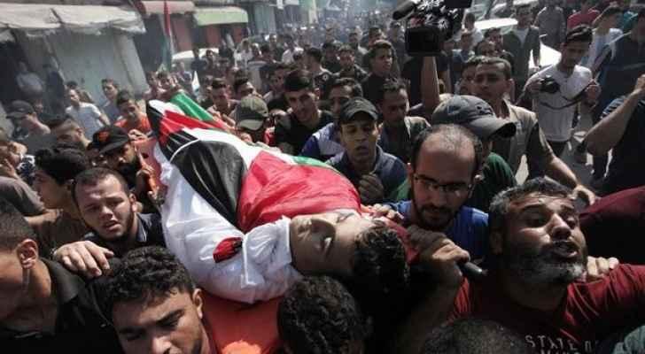 غزة تودّع 7 شهداء ..  وحماس تؤكد: المسيرات مستمرة