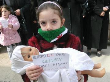 اليونيسف: مليونا طفل تضرروا من الأزمة السورية