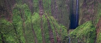 بالصور ..  تعرف على الشلال الذي لا يمكن رؤيته إلا من السماء