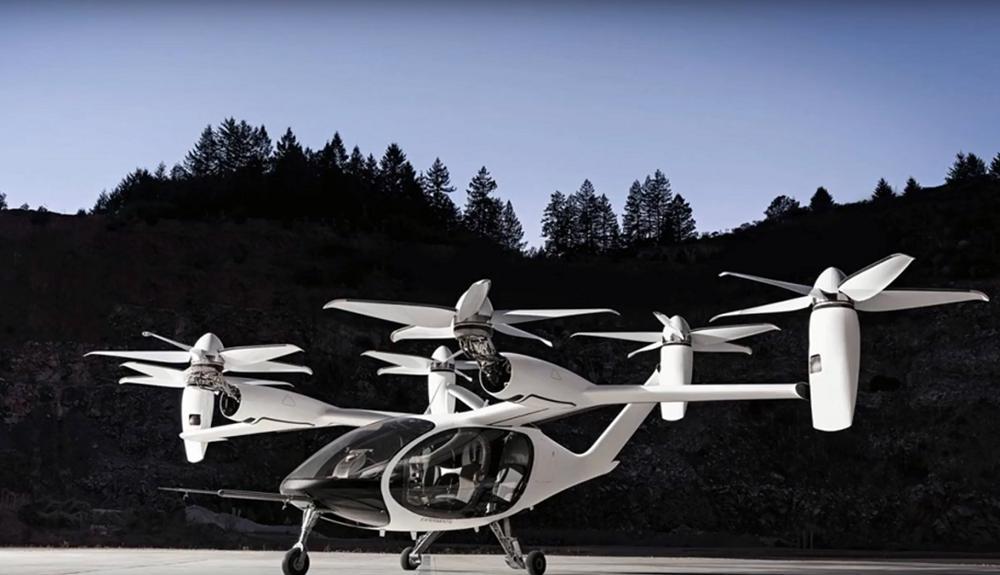 تويوتا تستثمر نحو 400 مليون دولار في تقنيات التاكسي الطائر