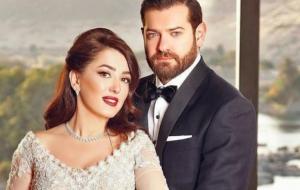بالصور .. كندة علوش تعرض فستان زفافها للبيع بأعلى سعر