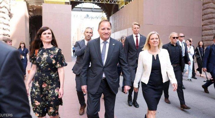 لأول مرة في تاريخ السويد  ..  البرلمان يسحب الثقة من الحكومة