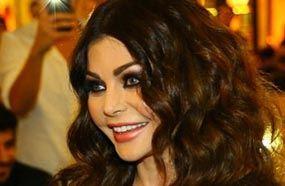 هيفاء لن تظهر مع نيشان في رمضان 2013