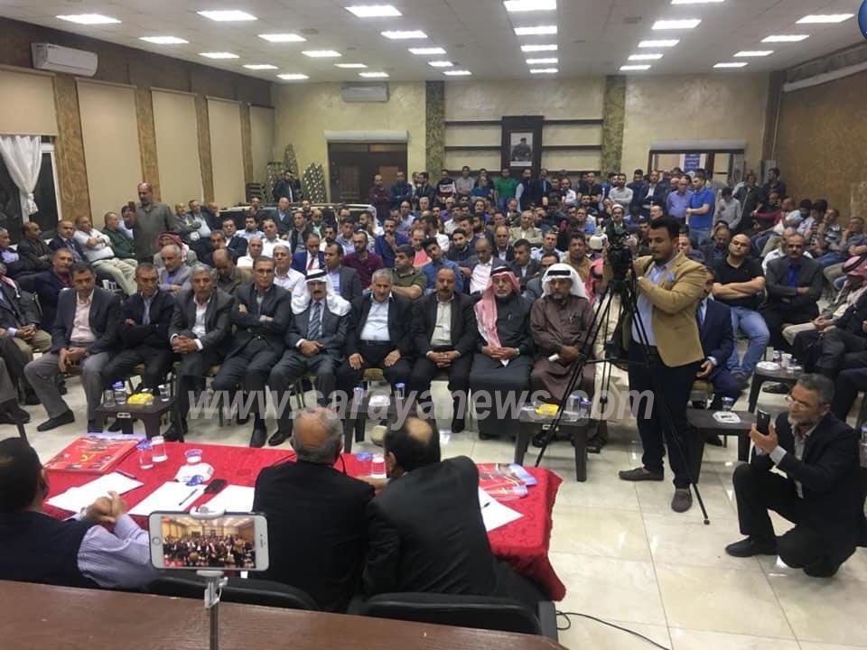 بيان الكرك: رئيس البلدية لم يعد ممثلا لها  ..  ويطالب باستقالة الاعضاء