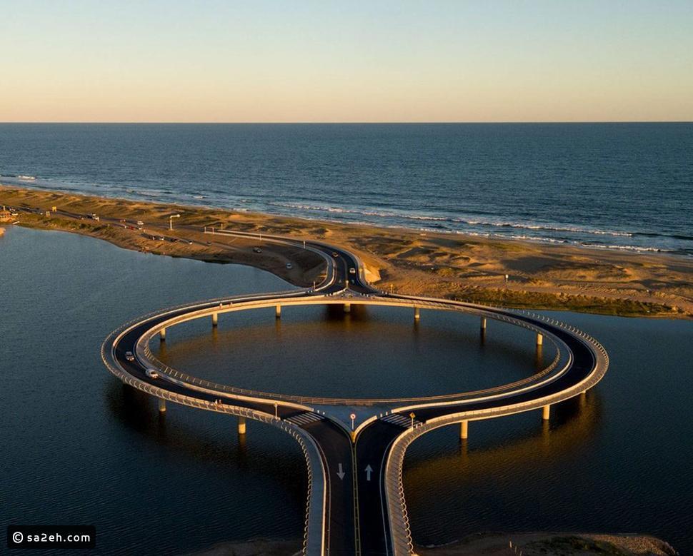 جسر أوروغواي الدائري الرائع: لماذا جرى تصميمه بهذا الشكل؟