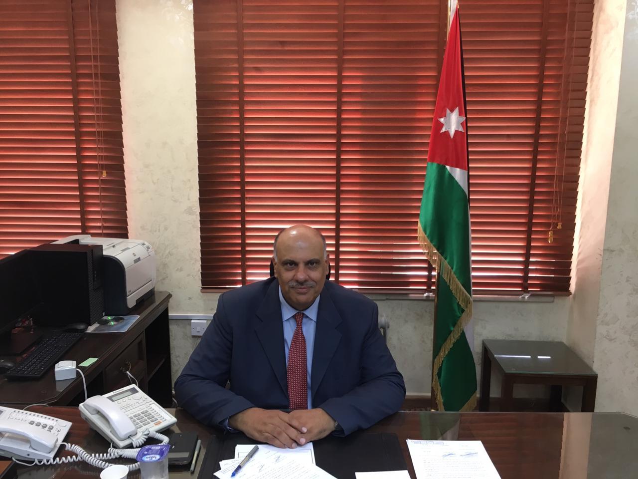 سامح الناصر  .. مبارك المنصب الجديد