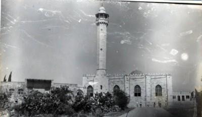 صور قديمة لمدينة طولكرم في الضفة الغربية
