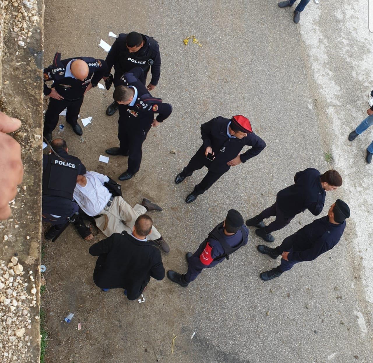 وفاة أحد معتصمي الضمان الاجتماعي جراء تعرضه للسقوط عن سور مقابل مجلس الأمة