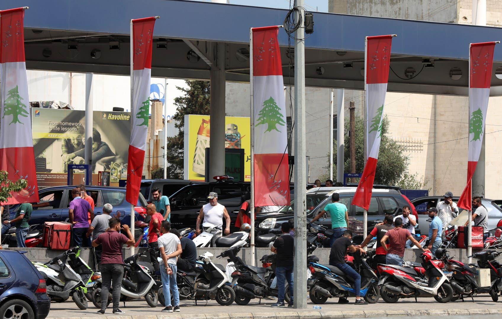 وصول صهاريج النفط الإيراني إلى لبنان