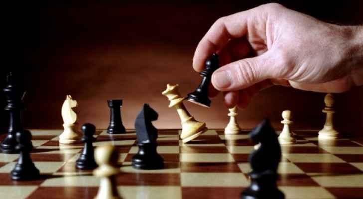 9 ميداليات لمنتخبات الشطرنج في الاولمبياد العربي