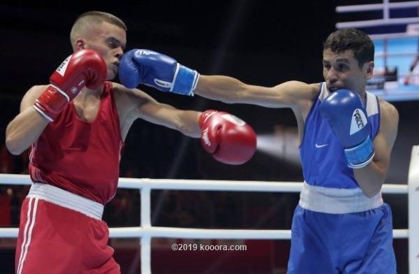 انطلاقة مميزة للأردني الوادي في بطولة العالم للملاكمة