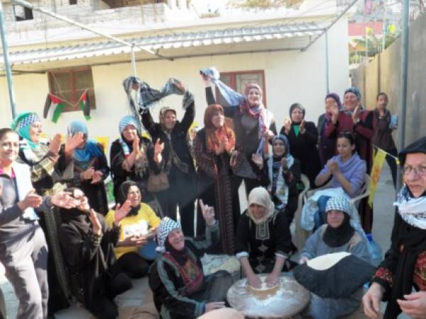 بالصور: يوم تراثي فلسطيني في مخيم الرشيدية