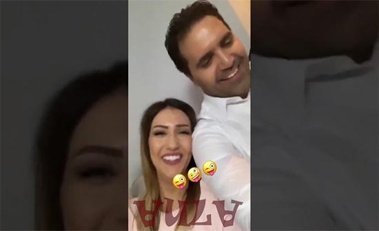 بالفيديو : مرشح رئاسي تونسي يثير جدلا بفيديو مع زوجته