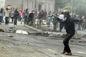 إصابة عدد من الفلسطنين في مواجهات مع الاحتلال بجنين