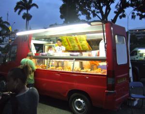 """أمانة عمان  تقر تعليمات ترخيص """" مركبات المطاعم المتنقلة """""""