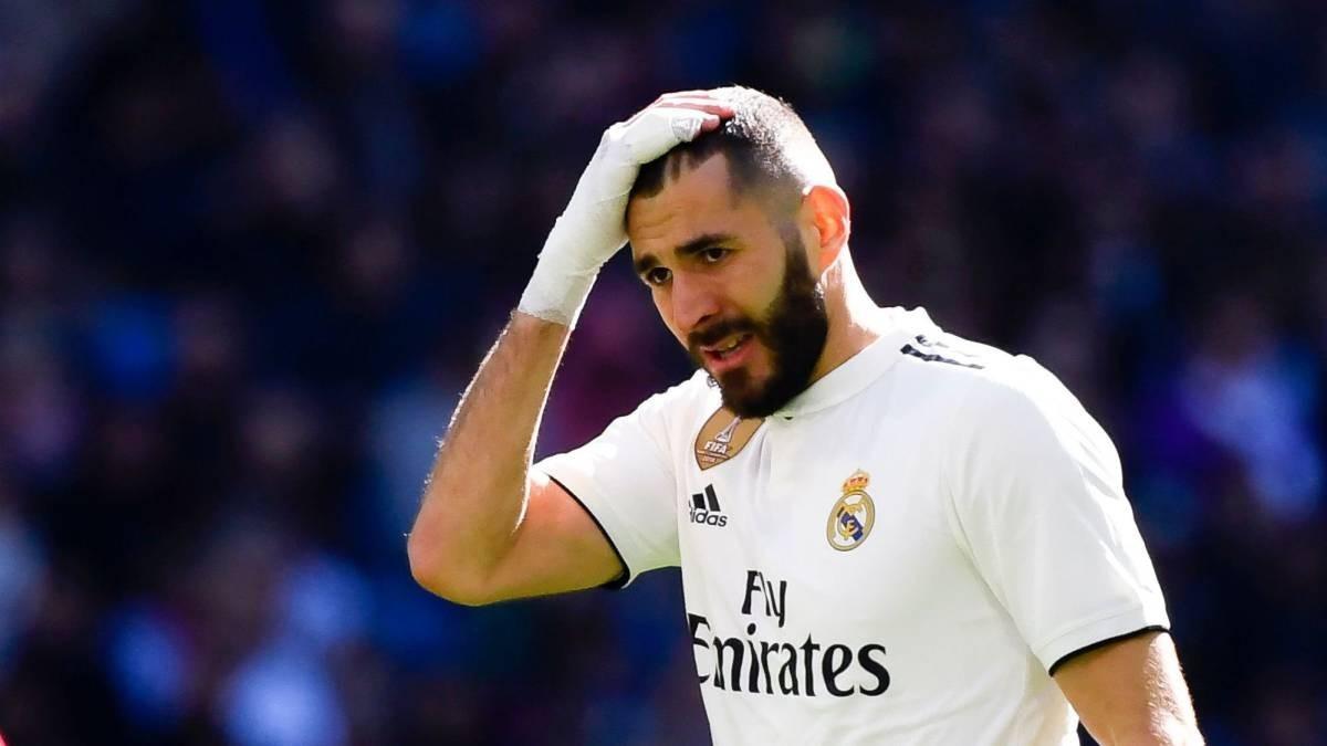 خبر مقلق لريال مدريد وبنزيما قبل مواجهة إسبانيول