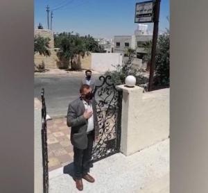 بالفيديو : كيف عايد وزير الصحة شقيقته في العيد وأوفى بوعده