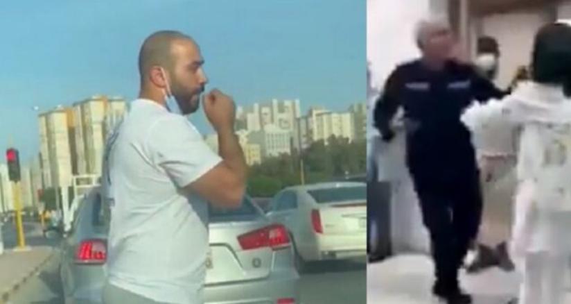 جريمة بشعة تهز الكويت ..  ينتقم من فتاة بقتل شقيقتها ..  فيديو
