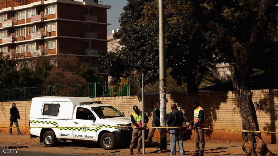 مقتل لاعب كرة قدم أفريقي بالرصاص