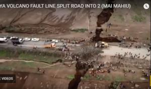 زلزال يشقّ إفريقيا نصفين