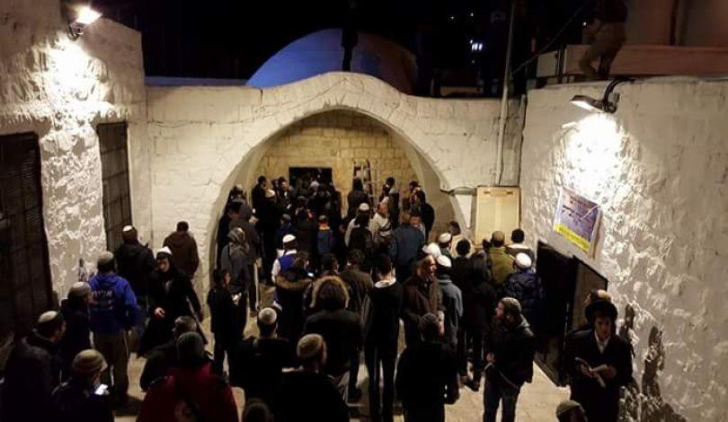 إصابات في صفوف فلسطينيين نتيجة اقتحام مستوطنين لمنطقة شرق نابلس