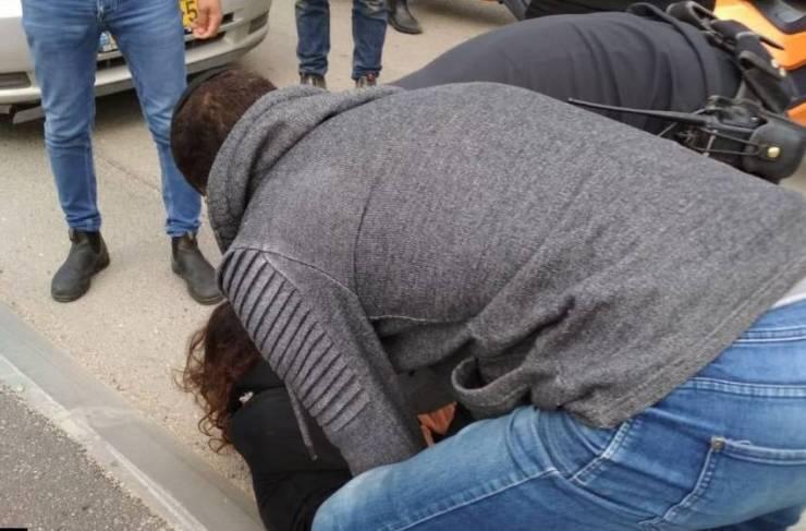 اعتقال فتاة بزعم محاولته تنفيذ عملية طعن بالقدس