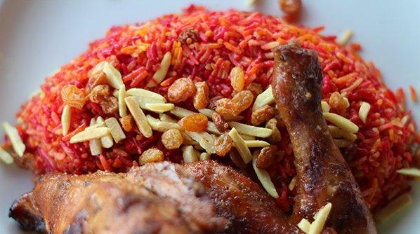 برياني دجاج بالطعم المميز والرائع