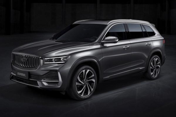 Geely الصينية تتحضر لإطلاق أكبر سياراتها وأكثرها فخامة