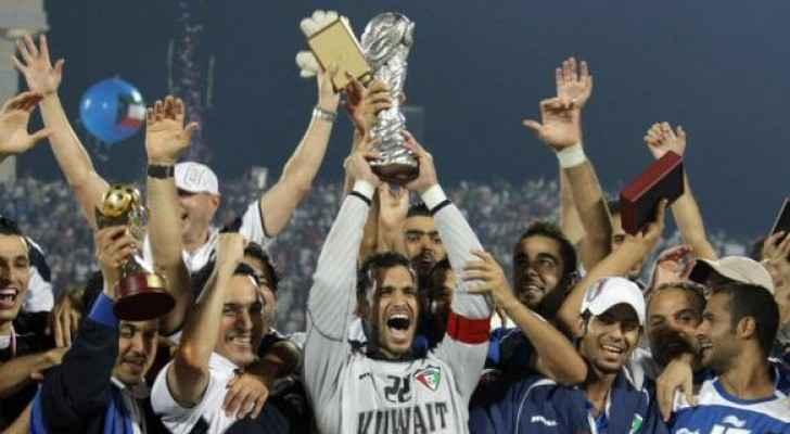 نقل بطولة كأس الخليج من قطر إلى الكويت