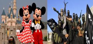 """آخر إبداعات داعش.. دولتنا أشبه بـ""""ديزني لاند"""""""