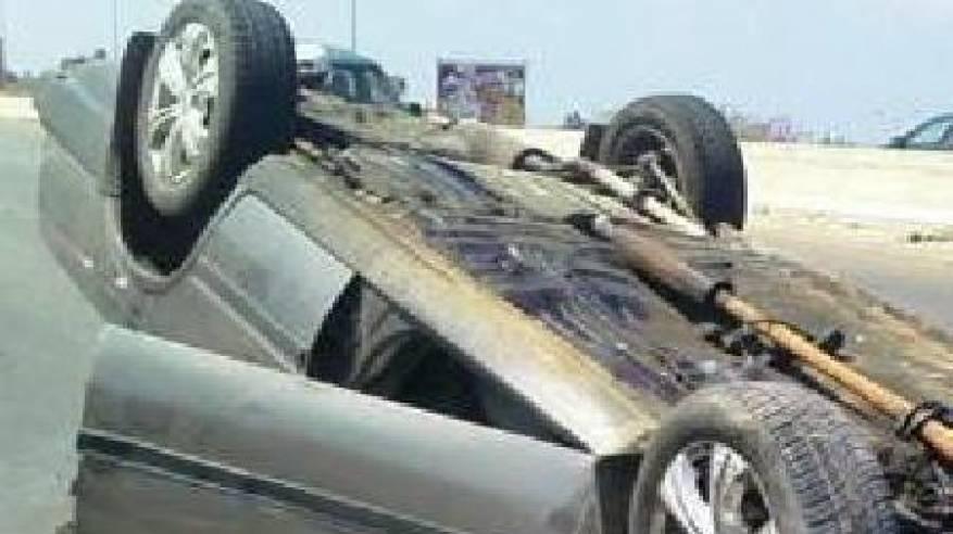 وفاتين و (10) إصابات في حادثين منفصلين بمحافظتي العاصمة و العقبة