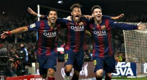 """ميسي يهاجم إدارة برشلونة بسبب """"طرد سواريز"""" ونيمار يعلق"""