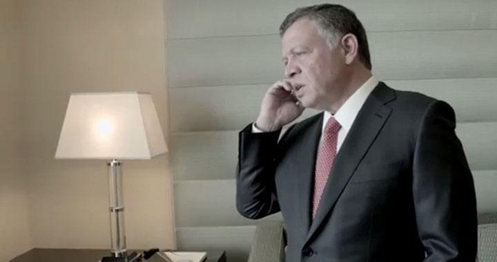 الملك : الأردن لن يقبل أن تشكل أية ظروف خطرا على أمن حدوده واستقراره