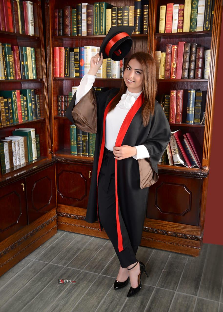 رموز فهد القسوس تهانينا بالتخرج من جامعة مؤتة