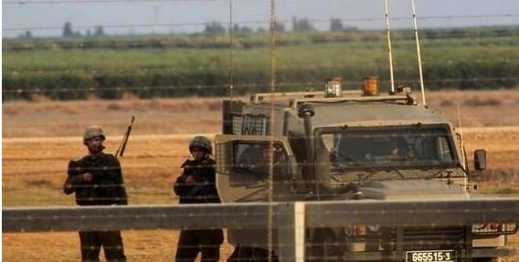 بالفيديو ..  الاحتلال يعدم ثلاثة اطفال على حدود غزة