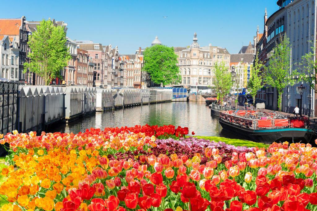 أجمل الأماكن السياحية في أمستردام