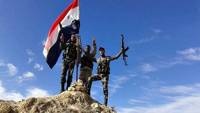 الجيش السوري يسقط طائرة مسيرة في ريف حماة