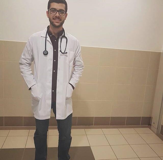 احمد الخرابشة  ..  مبارك التخرج