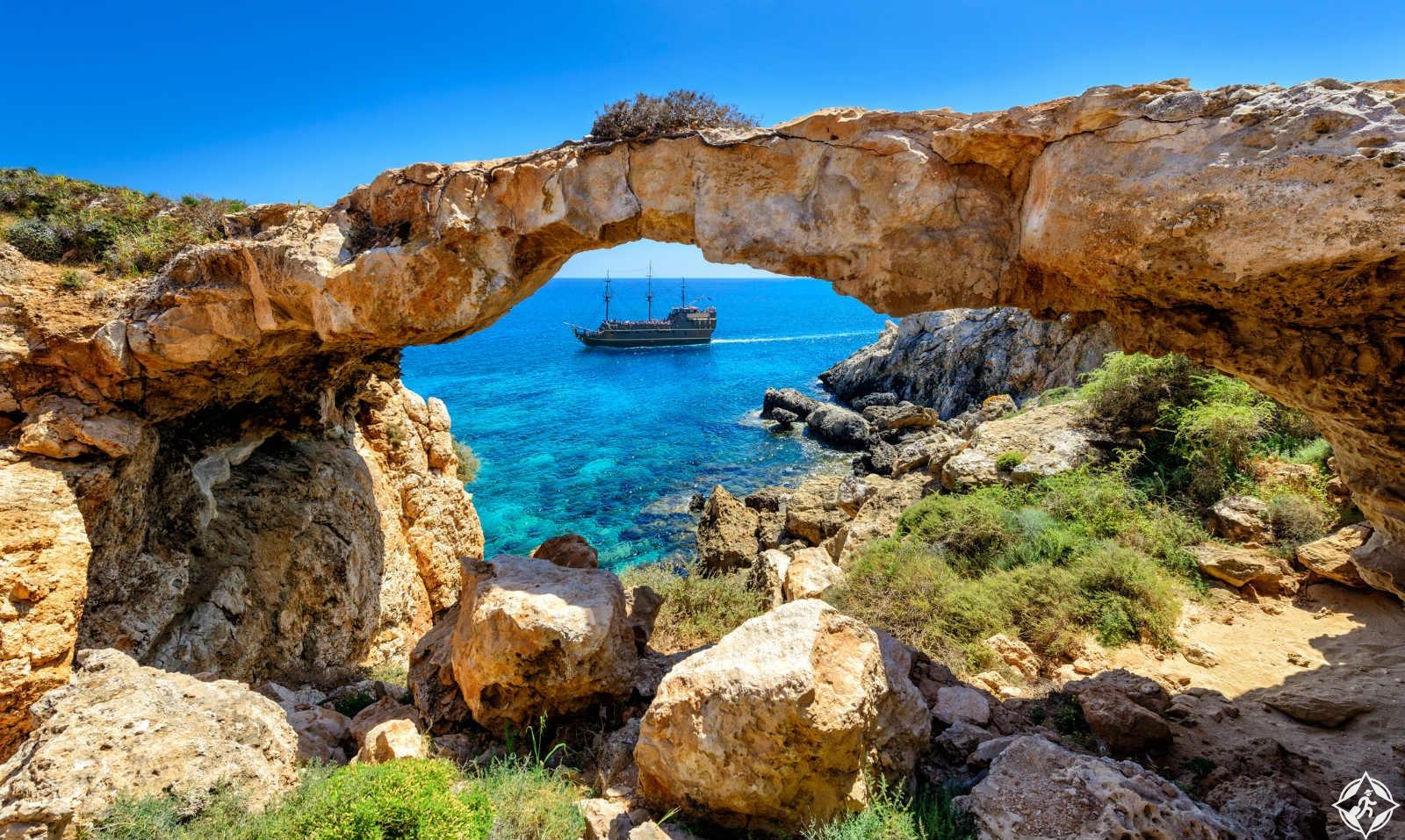 بالصور ..  اروع المناطق السياحية في قبرص