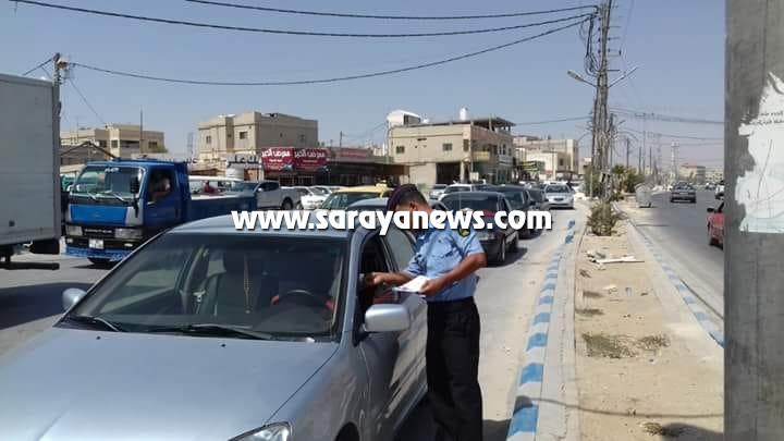 مديريه شرطة المفرق تطلق مبادرة لمكافحة التسول